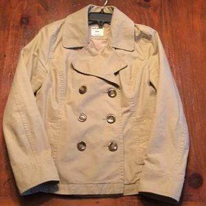 Old Navy Button Up Jacket, Women's Medium